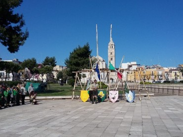 Campo San Giorgio, il raduno più atteso