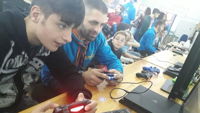 The best videogamer of Taranto 2