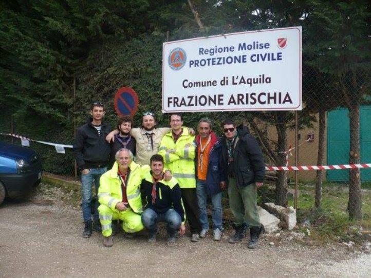 Terremoto Abruzzo 2009: quando l'Assoraider portò assistenza alle popolazioni del sisma