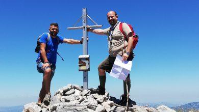 Il Massiccio del Sirino, trekking sul Triassico